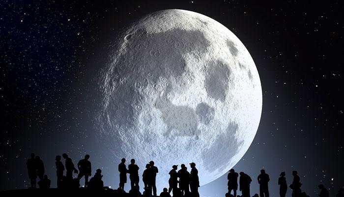 กระต่าย ดวงจันทร์