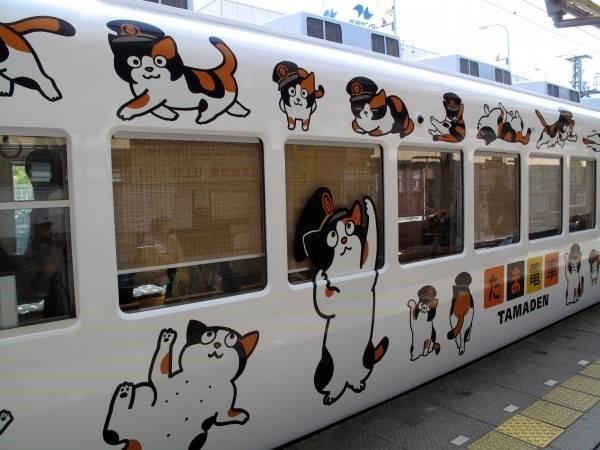 สถานีรถไฟแมวเหมียว