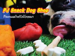 ขนมหมา PJ Snack Dog Shop